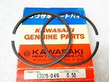Kawasaki NOS NEW  13025-046 Piston Ring Set O/S .020 Z1 KZ KZ900 LTD 1973-77
