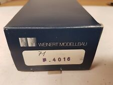 Weinert Modellbau 4016 HO Bausatz Dampflok BR 71 TOP/OVP