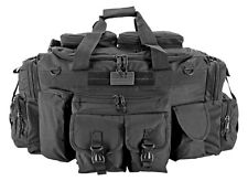 EastWest Xl Tank Tactical Duffle Bag Operator Deploy Shooter Gear Bag Black