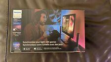 Philips Hue Play Light Bar Starter Kit w/ Bridge - BRAND NEW