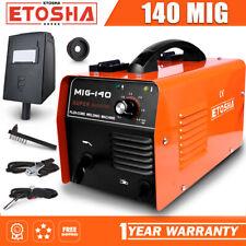 Mig 140 Welder Flux Core Wire Gasless Automatic Feed Welding Machine