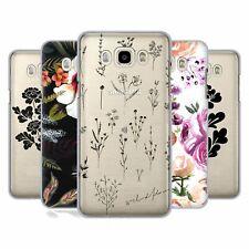 OFFICIAL ANIS ILLUSTRATION FLOWERS BACK CASE FOR SAMSUNG PHONES 3
