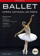 Paris National Opera - Paris Opera Ballet Box Set [New DVD] Boxed Set