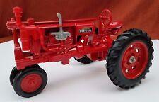 Ertl McCormick Deering Farmall F-20 Tractor 1/16 scale replica collectible