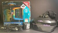 VictorMaxx Virtual Reality Stuntmaster for Sega Genesis Super Nintendo W Box VTG