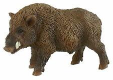 Figurine Animals Bullyland 64446 Boar 3 1/8in New