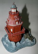 Harbour Lights Hl245 Ship John Shoal Lighthouse, Delaware Complete w/ Box & Etc