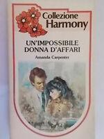 Un'impossibile donna d'affariCarpenter amandaharmony romanzi rosa amore nuovo