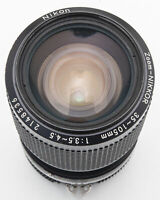 Nikon Zoom NIKKOR  Zoom-Nikkor 35-105mm 35-105 mm 1:3.5-4.5 Objektiv