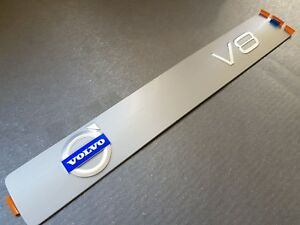 Genuine VOLVO V8 engine badge emblem 30731838
