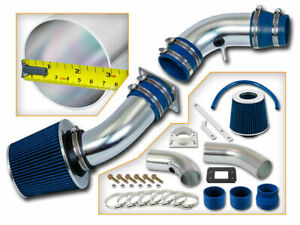 RACING AIR INTAKE SYSTEM + DRY FILTER FOR 95-97 Ford Ranger / Mazda B2300 2.3 L4