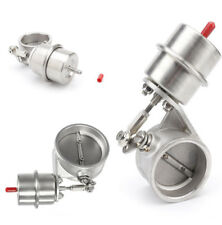 2'' inch /51mm Exhaust Control Valve Set Vacuum Actuator Open Style Pipe Closed