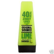 Original Source Lime Shower Gel Hair & Body Wash 250ml