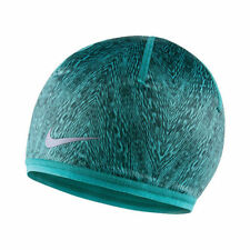 NEW-Women-039-s-Nike-Run-Cold-Weather-Reversible-Beanie-Dusty-Cactus-632297-388