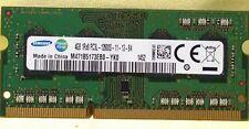 Samsung 4GB 1Rx8 PC3L-12800S DDR3 1600MHz SDRAM  M471B5173EB0-YK0