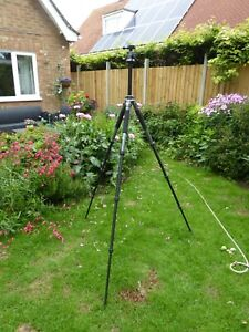 Giottos Professional Camera Tripod MT9260 with MH7302 Excellent heavyduty pro RA