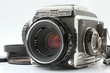 【NEAR MINT+】 Zenza Bronica S2 Medium Format w/ NIKKOR P 75mm F2.8 Lens JAPAN 956