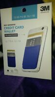 Self adhesive credit card Wallet For Smartphones