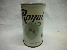 Royal Older P/T S/S Beer Can~Duluth,Div Of G. Heileman,La Crosse,Wis #759