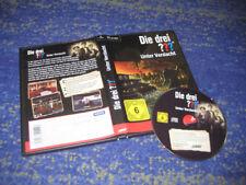 Die drei ??? Unter Verdacht Für Vista 7 8 PC Die drei ??? DEUTSCH in DVD Hülle
