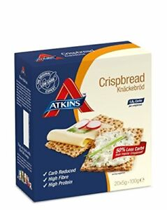 Atkins Crispbread 20 x 5g (Pack of 3)