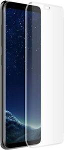 OtterBox Alpha Glass Screen Protector for Samsung Galaxy S8 Clear, Easy Open Box