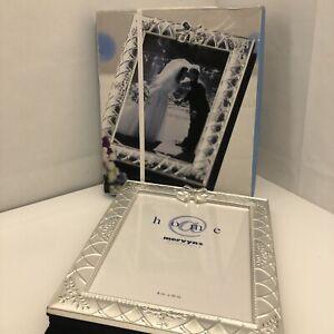 """Silver Plate Wedding Album Home Mervyns California 8""""x10""""-108 Photos"""