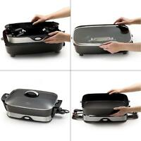 Sunbeam Products Inc Electric Skillet Non Stick Ceramic