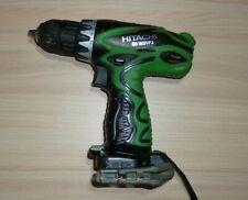 Hitachi DS12DVF3 12-Volt 2-Speed Drill/Driver.