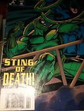 Marvel Comics The Shroud #2 vs The Scorpion from Apr. 1994 in VF- condition