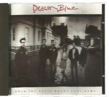 Deacon Blue - When The World Knows Your Name (1989)...CD..Used Good.....