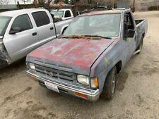 Driver Left Front Door Glass Fits 86-97 Nissan Pickup 590450