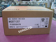 Panasonic Servo driver 200W MADDT1207F *!*via DHL or EMS!!
