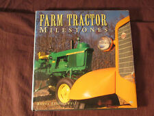 VINTAGE FARM TRACTOR MILESONES GUIDE AGRICULTURAL EQUIPMENT LEFFINGWELL