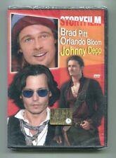 STORYFILM 2 # Brad Pitt Orlando Bloom Johnny Depp # DVD