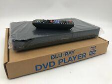 Panasonic DMP-BD901 BLU-RAY / DVD Player - Black - (REFURBISHED)