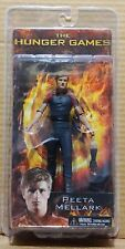Neca Hunger Games PEETA Action Figure ~ New Sealed Package MIP 2012