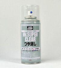 Gunze Sangyo MR HOBBY Mr. Super Clear  Flat (170ml) #B-514