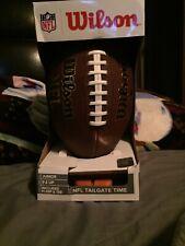 Wilson Football With Tee And Pump