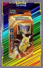🌈Deck XY12 : Evolutions  - Puissance Pikachu - Pokemon Neuf