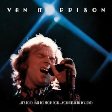 Van Morrison - ..It's Too Late to Stop Now... II, III, IV (NEW 3 x CD & DVD)
