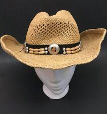 bca35d621275f Ashland Cowboy Hat Bullhide by Montecarlo Hat Company Size Medium Adult  Rodeo