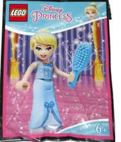 LEGO Disney Princess : Cinderella Polybag Set 302003 . Free UK Postage
