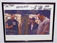 Autographed Georgie Soprano's Frank Santorelli Signed Photograph TV Bartender