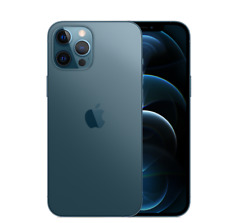 "APPLE IPHONE 12 PRO MAX 128GB DISPLAY 6.7"" FULL HD 5G/LTE iOS 14 PACIFIC BLUE"