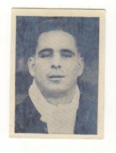 Australian Trade Card. Fountain of Merit. Rugby League. Duncan Hall (Queensland)