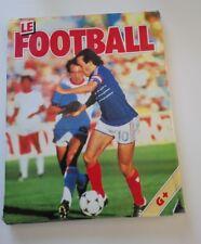 Le football 1986 éditions Grund
