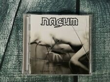 Nasum - Human 2.0 (2000) Death Metal CD