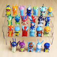 24pcs Slugterra Action Figures Cake Toppers Doll Set Kids Baby Boy Girl Toy Gift