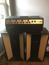 60's Fender 100W Tube Amp/4ch PA/with original spkrs Excellent Condition!!
